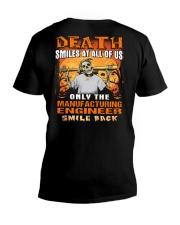 Manufacturing Engineer V-Neck T-Shirt thumbnail