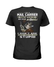 Mail Carrier Ladies T-Shirt thumbnail