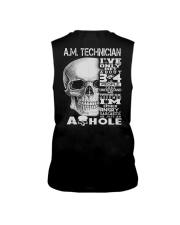 Aircraft Maintenance Technician Exclusive Shirt Sleeveless Tee thumbnail