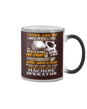 Machine Operator Color Changing Mug thumbnail