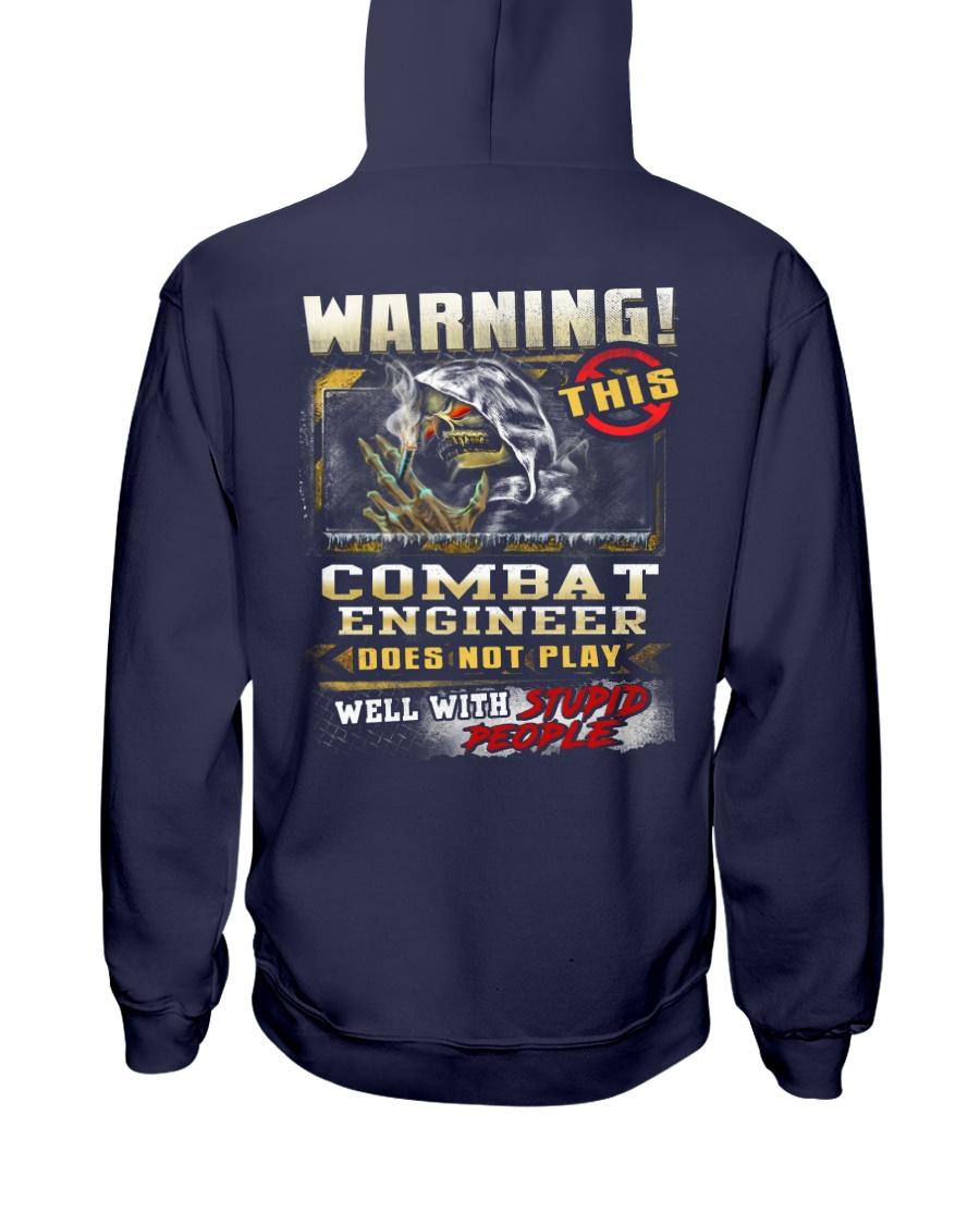 Combat Engineer Hooded Sweatshirt