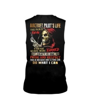 Aircraft Pilot Sleeveless Tee thumbnail