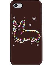 Corgi Dog Christmas Shirt Phone Case tile