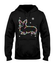 Corgi Dog Christmas Shirt Hooded Sweatshirt tile