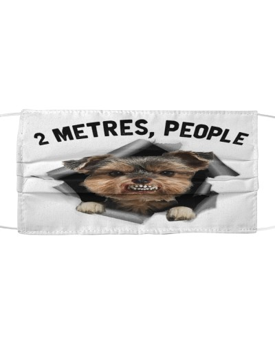 Yorkshire Terrier 2 Metres People Limited Edition