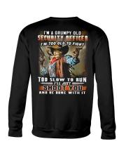 Security Officer Crewneck Sweatshirt thumbnail