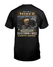 Miner Classic T-Shirt thumbnail