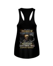 Miner Ladies Flowy Tank thumbnail