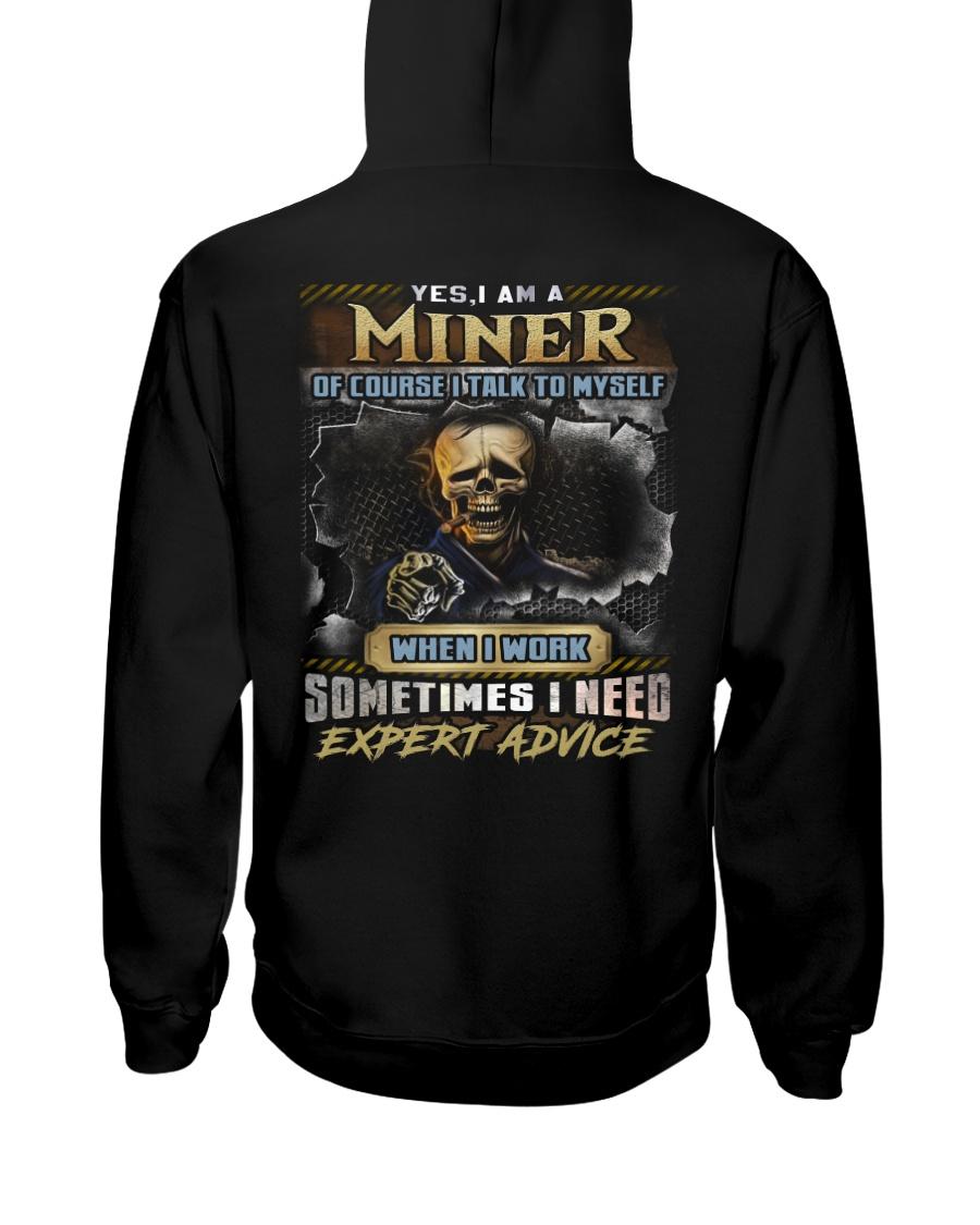 Miner Hooded Sweatshirt