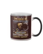 Miner Color Changing Mug thumbnail