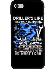 Driller Life Phone Case tile