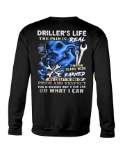 Driller Life Crewneck Sweatshirt tile