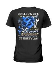 Driller Life Ladies T-Shirt tile