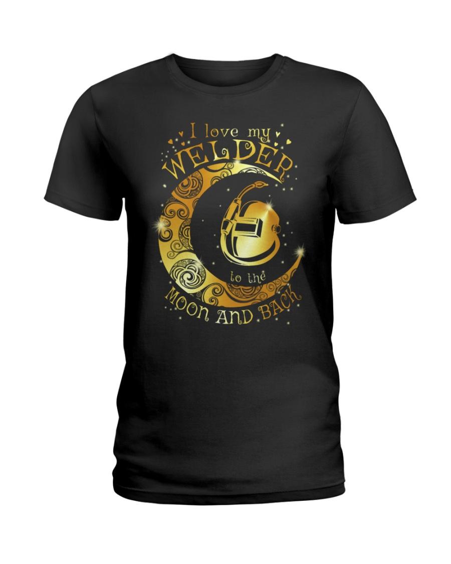 Welder Ladies T-Shirt