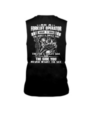 Forklift Operator Exclusive Shirt Sleeveless Tee thumbnail