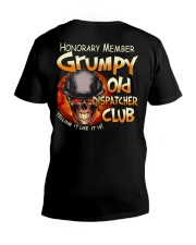 Dispatcher V-Neck T-Shirt thumbnail