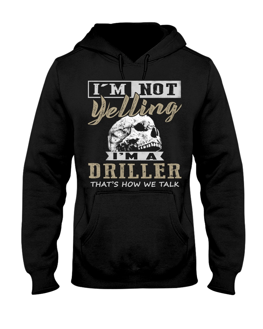 Driller Hooded Sweatshirt