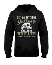 Driller Hooded Sweatshirt front