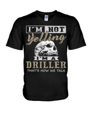 Driller V-Neck T-Shirt thumbnail