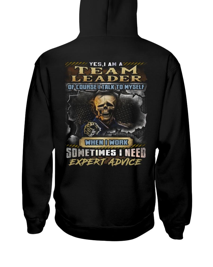Team Leader Hooded Sweatshirt