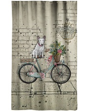 Bull Terrier All Over Shirt Window Curtain - Blackout thumbnail