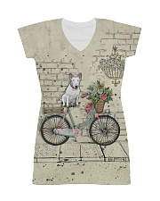 Bull Terrier All Over Shirt All-over Dress thumbnail