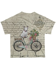 Bull Terrier All Over Shirt All-over T-Shirt back
