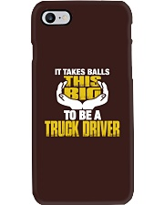 truck driver shirt Phone Case thumbnail