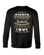 Rigger Exclusive Shirt Crewneck Sweatshirt thumbnail