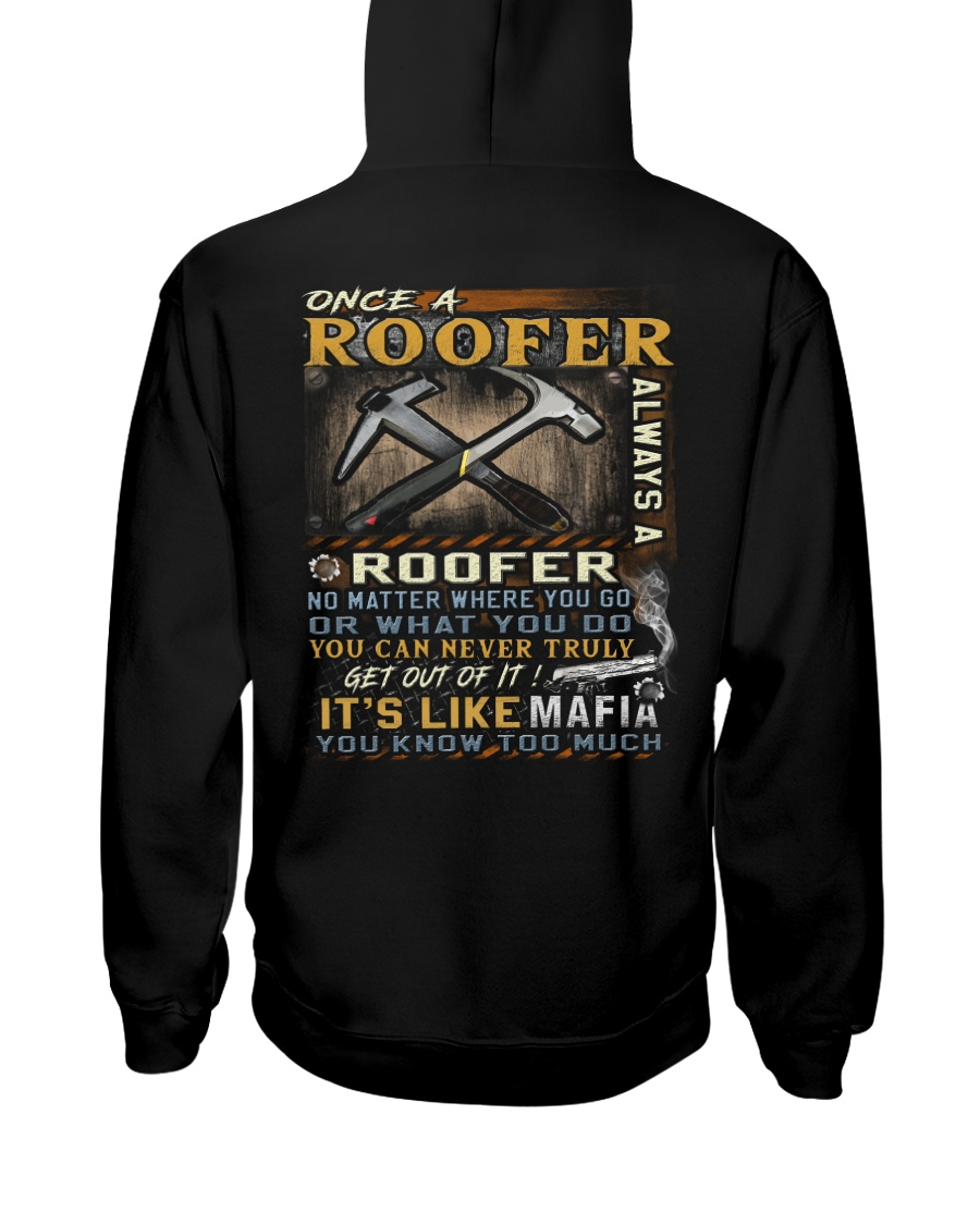 Roofer Hooded Sweatshirt