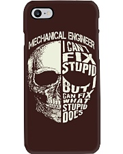 Mechanical Engineer Phone Case thumbnail