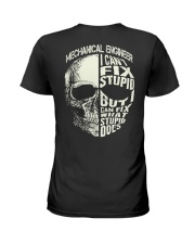 Mechanical Engineer Ladies T-Shirt thumbnail