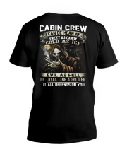 Cabin Crew V-Neck T-Shirt thumbnail