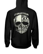 Chauffeur Hooded Sweatshirt back