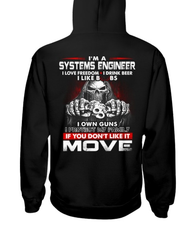 Systems Engineer Exclusive Shirt