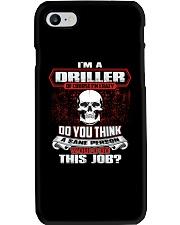 Driller Exclusive Shirt Phone Case thumbnail