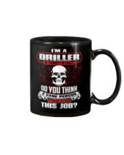 Driller Exclusive Shirt Mug thumbnail