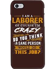 Laborer Phone Case thumbnail