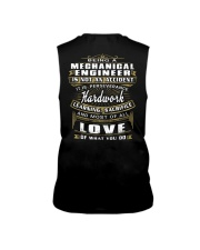 Mechanical Engineer Exclusive Shirt Sleeveless Tee thumbnail
