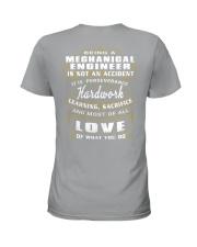 Mechanical Engineer Exclusive Shirt Ladies T-Shirt thumbnail