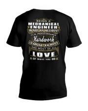 Mechanical Engineer Exclusive Shirt V-Neck T-Shirt thumbnail