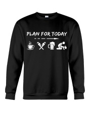 Steamfitter Crewneck Sweatshirt thumbnail