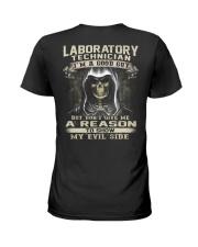 Laboratory Technician Ladies T-Shirt thumbnail