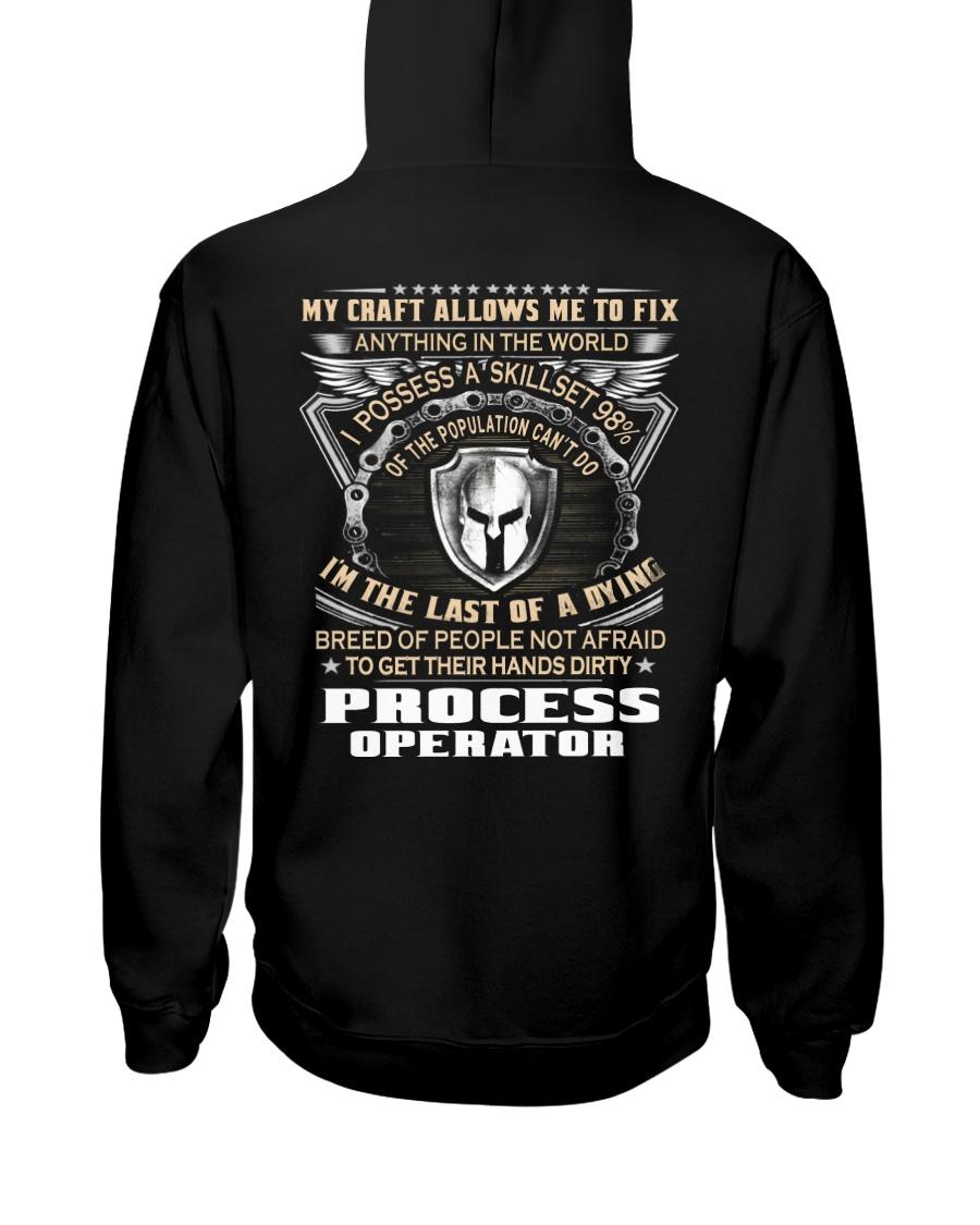 Process Operator Hooded Sweatshirt