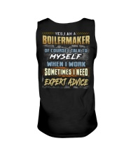 Boilermaker Unisex Tank thumbnail