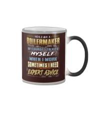 Boilermaker Color Changing Mug thumbnail