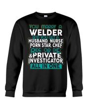 Welder Exclusive Shirts Crewneck Sweatshirt thumbnail