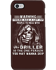 Driller Exclusive Shirts Phone Case thumbnail