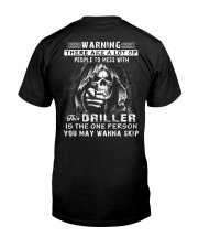Driller Exclusive Shirts Classic T-Shirt thumbnail