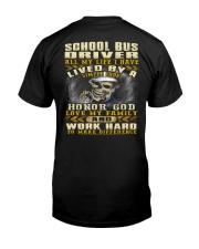School Bus Driver Classic T-Shirt thumbnail